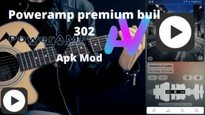 Poweramp build 302 apk mod