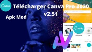 Télécharger Canva Pro 2020 v2.51