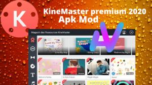 kineMaster premium androvox