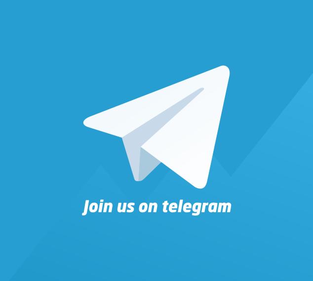 Rejoindre androvox sur telegramme
