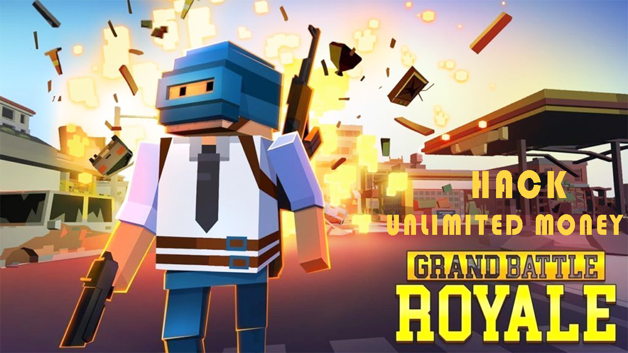 Grand Battle Royale Pixel FPS Android Hack Unlimited Money V3.4.4