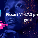 Picsart V14.7.3 premium gold