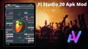 Fl Studio 20 apk mod